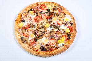 Pizza Tasty, 25cm, 500g